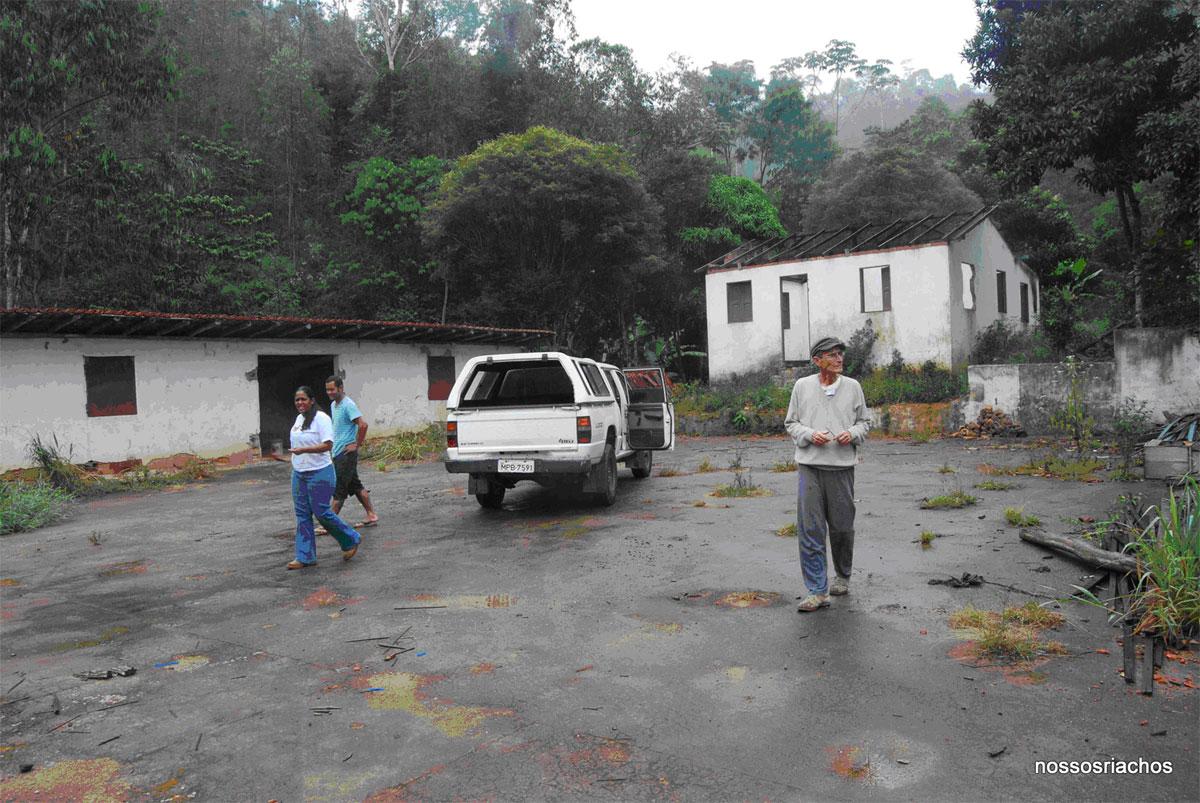 Antiga sede da Fazenda - é um dos locais que pode ser aproveitado para novas construções